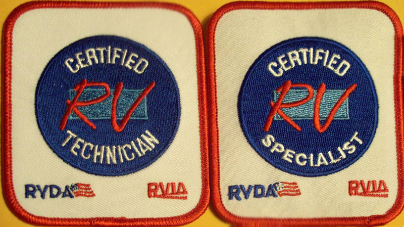 Woody Hancock is a certified RVIA RV technician with 30 years of experience