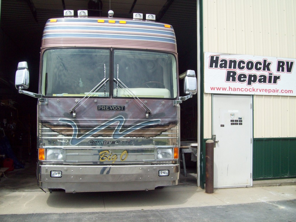 Hancock RV Repair - RV REPAIR Service Shop Custom RV Repair