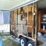 RV Exterior Repair RV remodelling by Hancock RV Repair