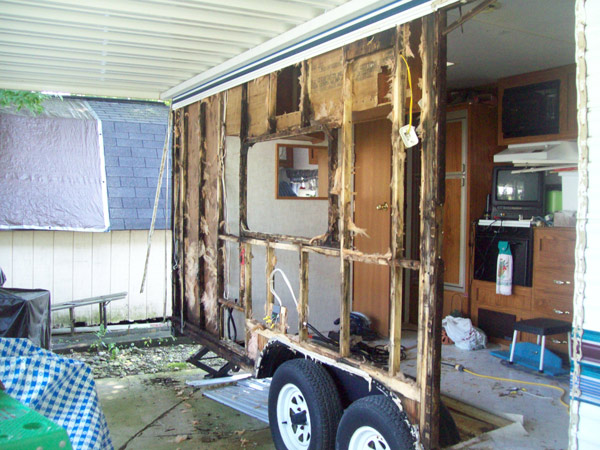 rv exterior repair hancock rv repair remodelling renovations
