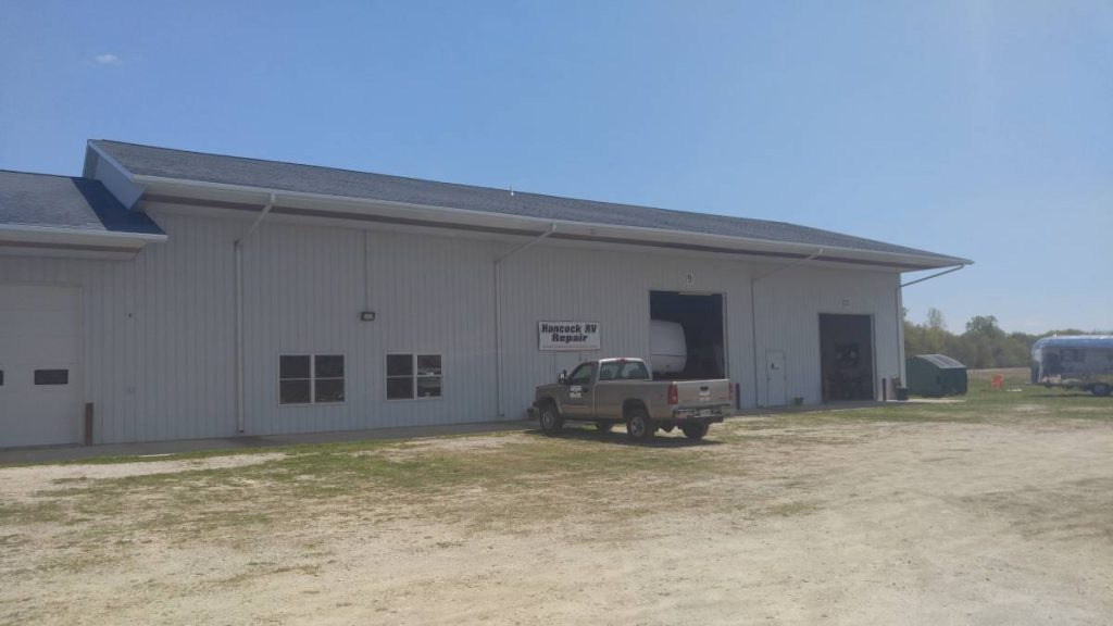 RV repair shop indiana Hancock RV Repair
