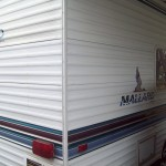 RV Exterior Repair Mobile rv repair service by Hancock RV