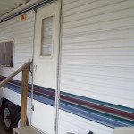 RV Exterior Repair Mobile RV restoration services by hancock RV