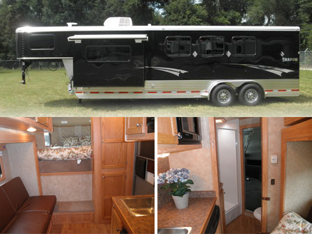 Exceptional Horse Trailers