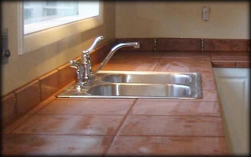 Tiled Rv Countertops Installed Expertly By Han