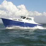 Hancock will repair any and all fiberglass structural damage to your boat / Yacht