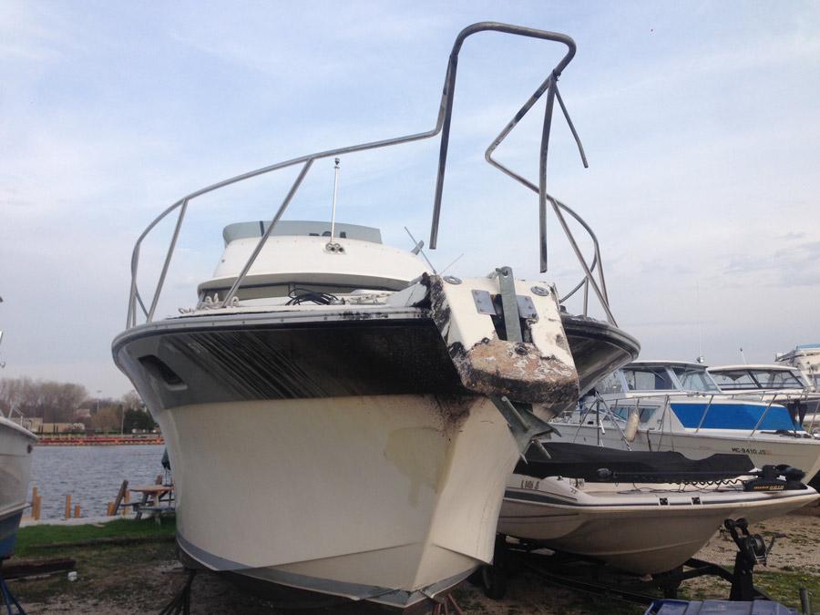 Professional Boat Fiberglass Repair Hancock Rv Repair Rv Remodeling Rv Renovations