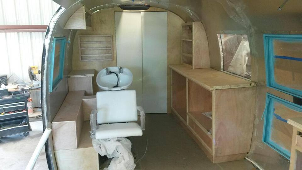 custom business travel trailers