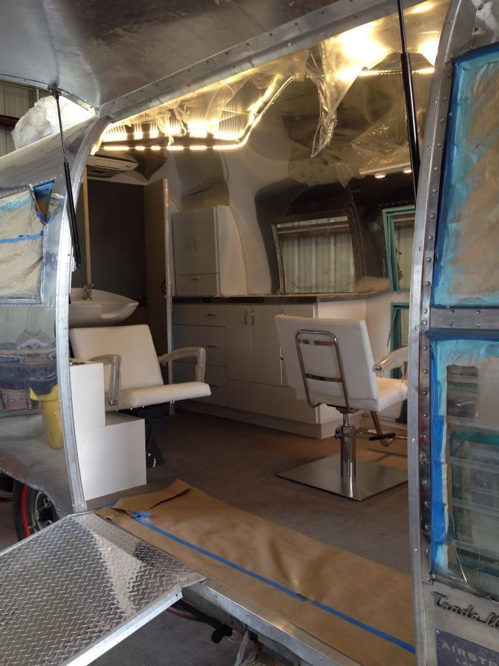 custom business travel trailers