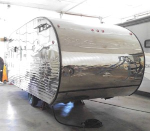 56 YELLOWSTONE business concession trailer for sale