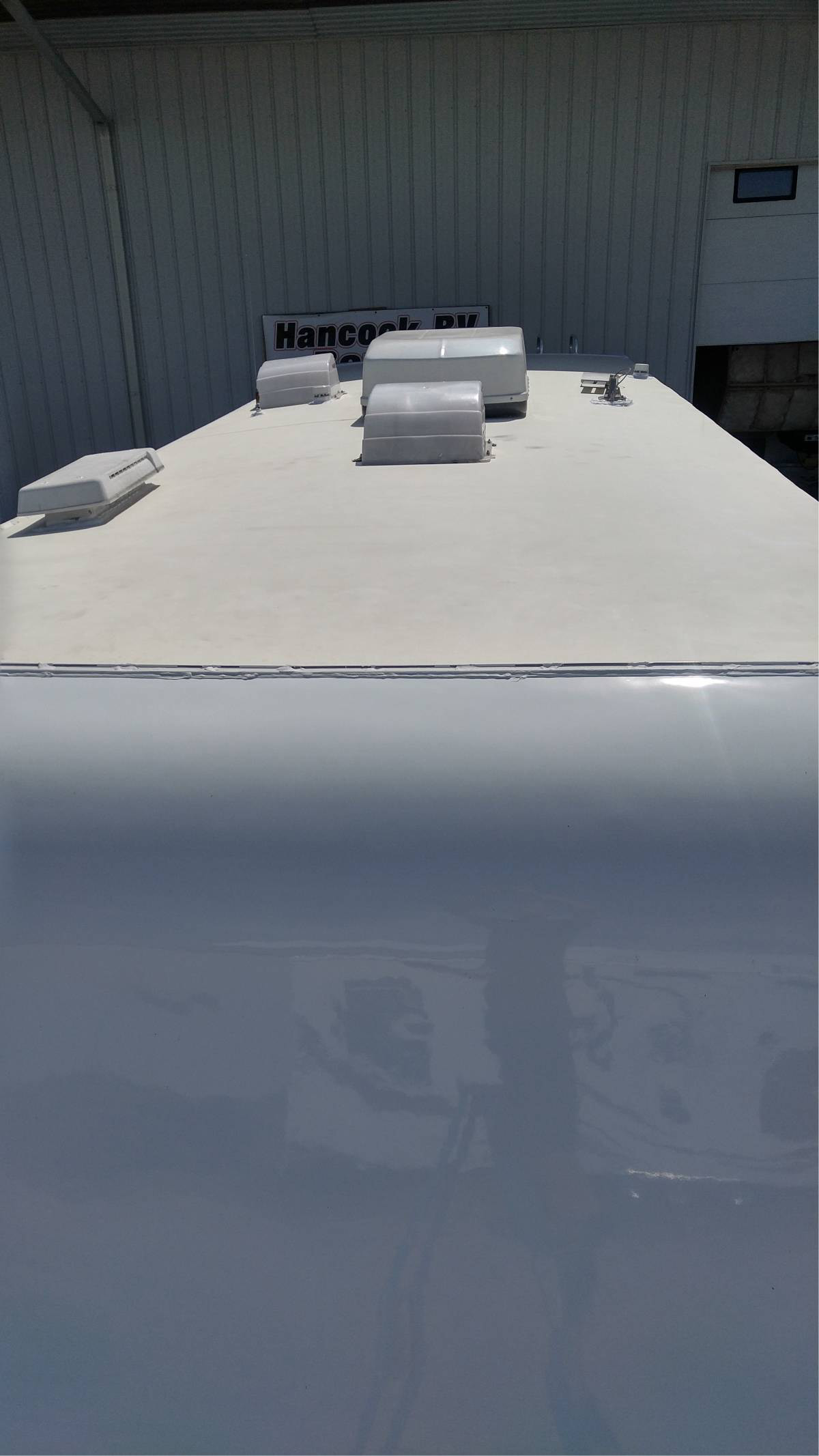 rv roof repair replacement hancock rv repair rv remodeling
