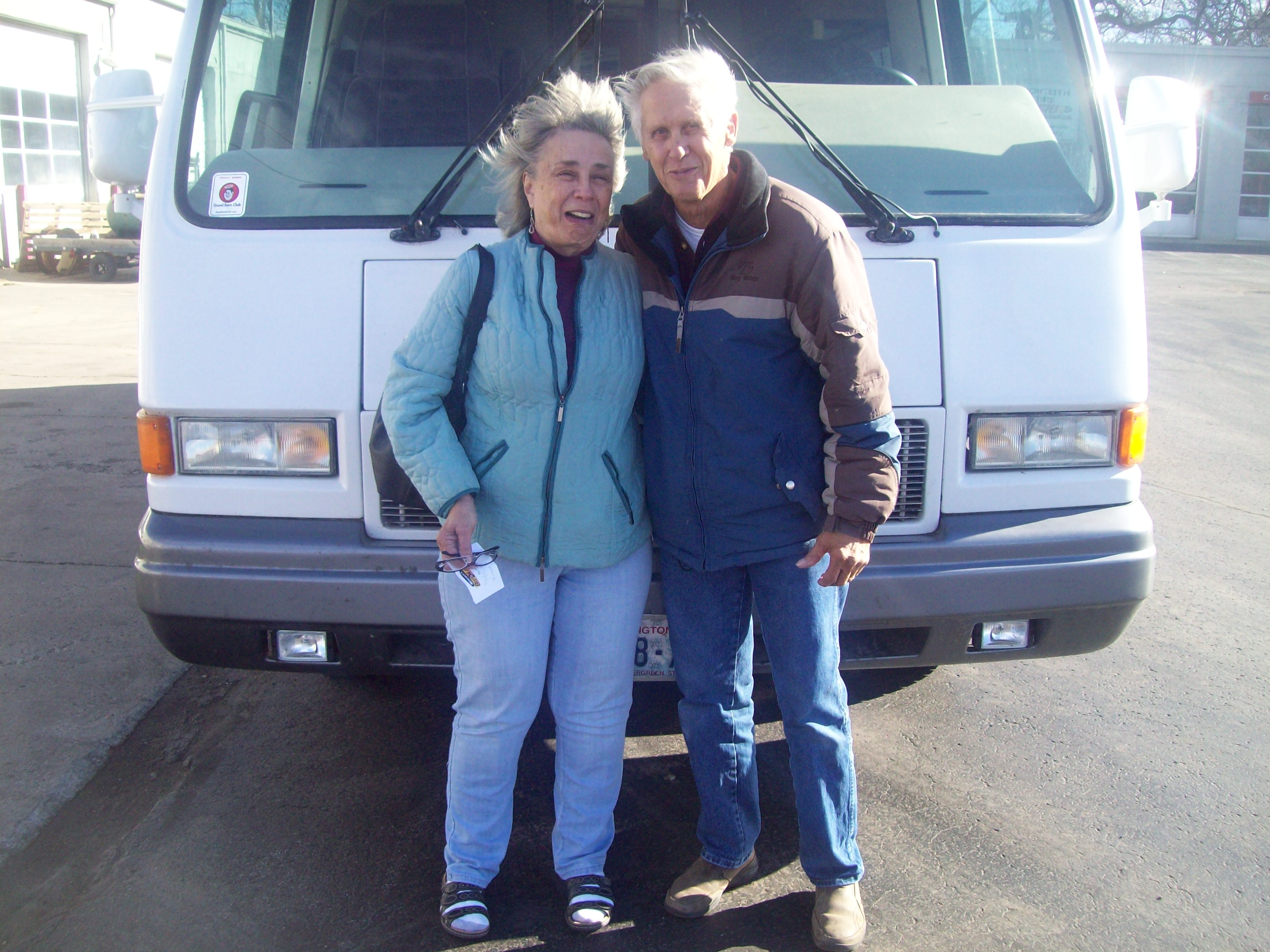 Picking Hancock Rv Repair Service Was One Of The Best