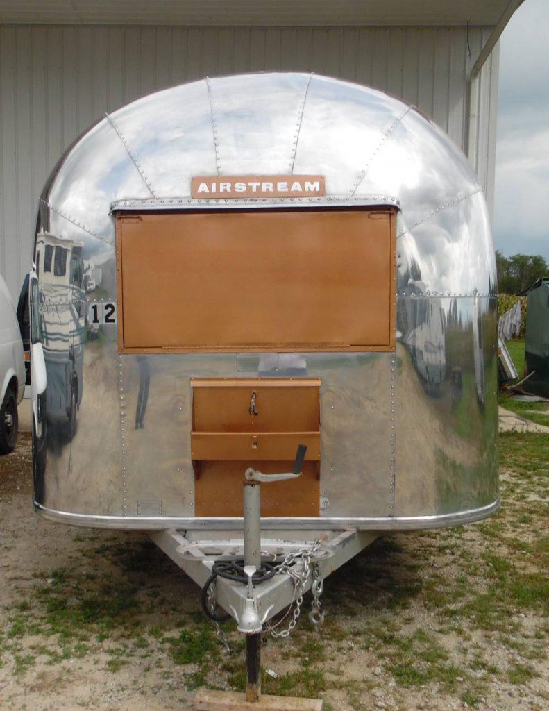 1962 Airstream Custom Converted Concession Trailer 9