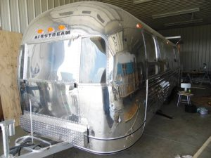 1969 Airstream Restoration