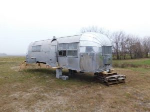 1957 Airstream Sovereign of the Road restoration available