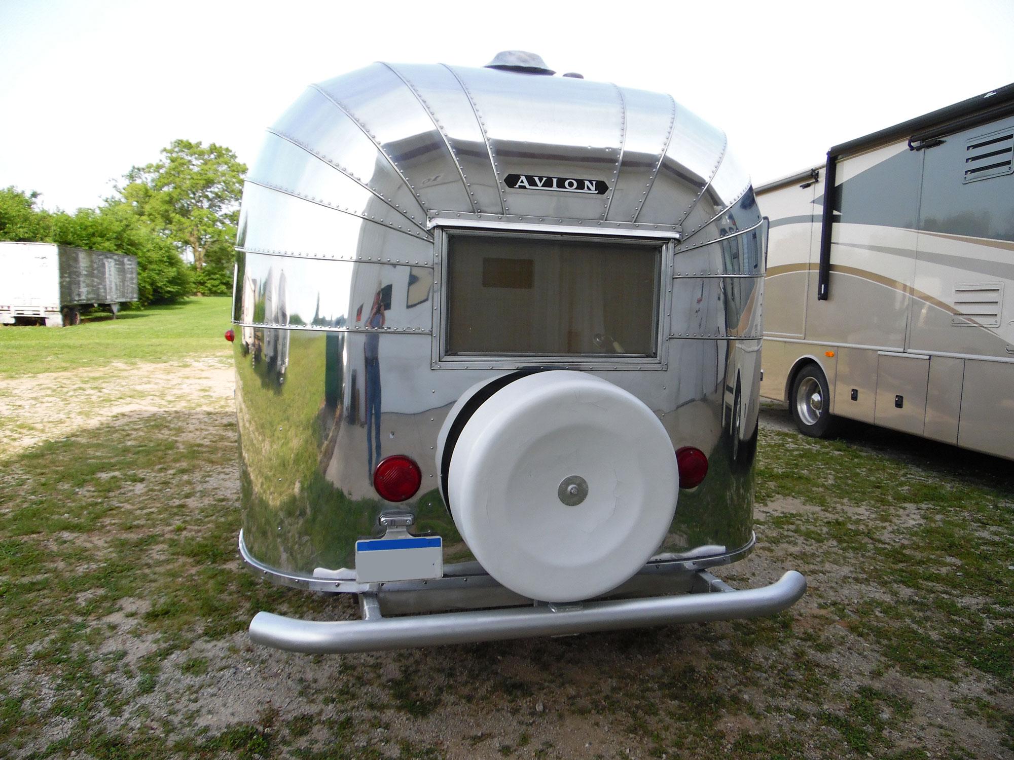 vintage-AVION-travel-trailer-restoration-1 - Hancock RV ...